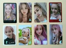 kpop Twice 9th mini album More and More OFFICIAL photocard  Photo Card -  Jihyo