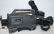 Panasonic AJ-D700K with FUJINON S18X6.7BERM4 Lens and V mount battery #3