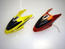 Haube, Kanzel, Canopy für  RC Helikopter D9025, 4Kanal, 2,4 Ghz singl blade