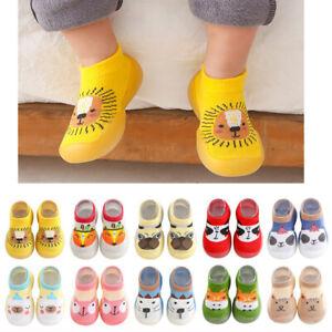 Kids' Baby Toddler Anti-slip Slippers Socks Baby Boys Girls Shoes Spring Summer