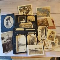 Junk Drawer Lot  Vintage Photographs