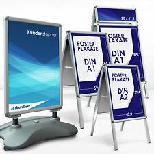 Kundenstopper Plakatständer Werbetafel Werbeträger Gehwegaufsteller Top Auswahl
