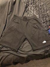 The North Face Black Fleece Shorts XL