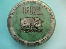 Reuzel Pomade  die Grüne mittelfest Ölbasis          100g=12,34 E  /