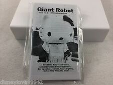 Hello Kitty GIANT ROBOT ISSUE #2 Magazine Repro Made for JANM Event 2015 Sumo