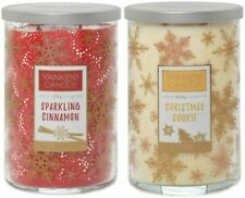 Yankee Candle Christmas Collection Two Pack Large Tumbler