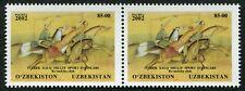 Usbekistan 457 Paar postfrisch, Traditionelle Reiterspiele