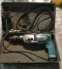 Makita Hp2010N 2 Speed Corded Hammer Drill-Reversible-Metal Case Handle