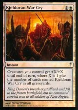 Kjeldoran War Cry FOIL | EX | Coldsnap | Magic MTG