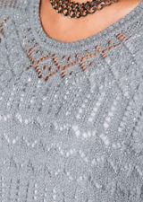 Festliche Damenblusen, - tops & -shirts ohne Muster in Größe 40