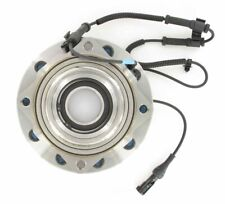 Wheel Bearing and Hub Assembly-4 X 4 Front SKF BR930639