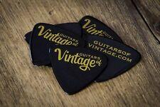 Guitars Of Vintage Guitar Picks