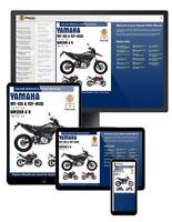Yamaha MT/YZF-R125 (2014-2015) & WR125 (2009-2015) Haynes Online Manual