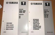 Yamaha Outboard Service Manual ~6 HP 8HP 4-Stroke  F6AMH F6BMH F8CMH F8CW