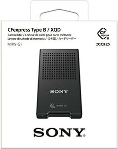 Sony MRW-G1 Card reader  CFexpress Type B and XQD Gen. 2 cards - UK