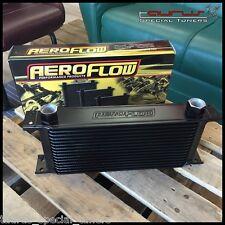 Radiatore olio AERO FLOW 16 file Racing Maggiorato 330mm universale