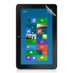 2 x Dell Venue 11 Clear Screen Protectors [2-Pack]