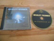 CD Hiphop Absolute Beginner - Flashnizm (16 Song) BUBACK TONTRAEGER