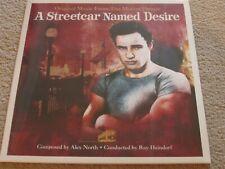 A STREETCAR NAMED DESIRE SOUNDTRACK - ALEX NORTH - NEW LP RECORD