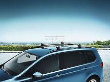 VW Original Zubehör Grundträger Dachträger Satz Touran 5QA071151