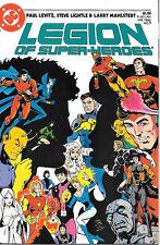 Legion of Super-Heroes Comic Book Volume 3 #9, DC Comics 1985 NEAR MINT UNREAD