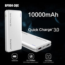 Belpink Quick Charger 10000mAh Portable Phone Battery Travel Charger US Seller!!