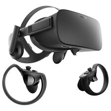 Oculus Rift Virtual Reality Headset with Sensor and Touch Controllers (ML2099)