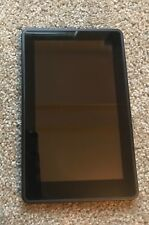Amazon Kindle Fire 2nd Generation Tablet (2012, D026, D01400) GREAT CONDITION