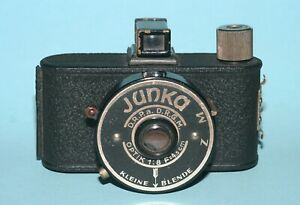 Junka – 3x4 – ca. 1939 – Junka Werke Nürnberg