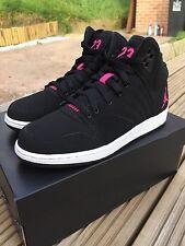 Nike Air Jordan 1 Flight 4 niñas Para mujeres De Zapatillas Sneakers UK Size 5,5 EUR 38,5