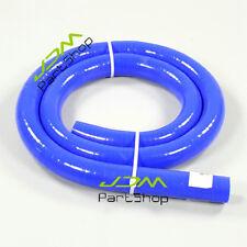 ID:12mm / OD:20 mm Silicone Vacuum Tube Hose Silicon Tubing BLUE 3.3ft 1M