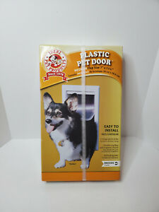 "Ideal Pet Products Medium Plastic Pet Door (7'' x 11.25"""")"