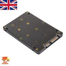 """Mini Pcie PCI-E mSATA SSD to 2.5"""" SATA3 Converter Adapter Card with Case AC1293"""