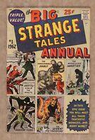 Strange Tales (1st Series) Annual #1 1962 GD/VG 3.0