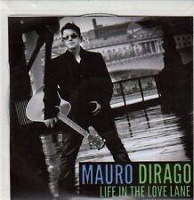 (CA401) Mauro Dirago, Life In The Love Lane - 2011 DJ CD