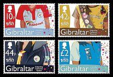 Gibraltar 2010 Padvinderij  Girl scouts  postfris/MNH