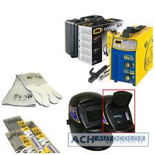 GYSMI 165 E-Hand TIG Inverter Elektrode 160A MMA GYS VORTEILSSET VIEL ZUBEHÖR