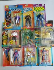 Uncanny X-Men Action figures Lot Of 9