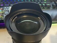 Sony G-Series 16-35mm F/2.8 GM Lens