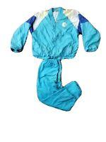 Givenchy VTG 80s 90s Tracksuit Patch Jacket Pants 2 Piece Colorblock Travisscott
