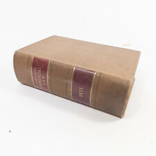1914 Cases on Commercial Law Alfred W. Bays Hardcover Book