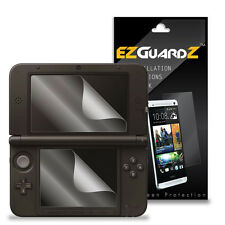 3X EZguardz LCD Screen Protector Skin Cover HD 3X For Nintendo 3DS XL (2015)