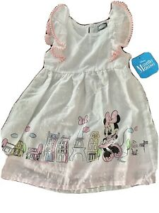 Minnie Mouse baby girl dress 2t toddler