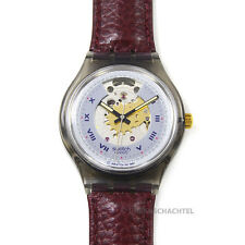 Swatch Uhr Automatic RUBIN (SAM100) (NEU + OVP)