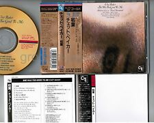 CHET BAKER She Was Too Good To Me JAPAN 24k GOLD CD OBI+UNUSED INLAY K25Y-9510