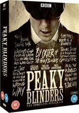 Peaky Blinders Series 1 to 5 DVD Region 2