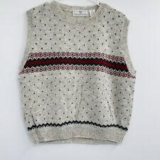 Medium Vintage Shetland Wool Bobbie Brooks Sweater