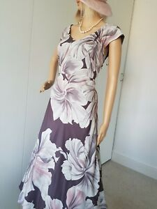 JACQUES VERT GORGEOUS MOTHER OF THE BRIDE/GROOM DRESS SIZE 18 WORN ONCE