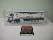 Corgi CC18009 1:76 Scale Volvo FH Fridge Trailer – B.B Read (Bridlington) (MIB)