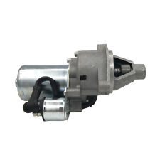 Starter Motor and Solenoid For HONDA GX340 GX390 GX420 11HP 13HP 16HP Engine